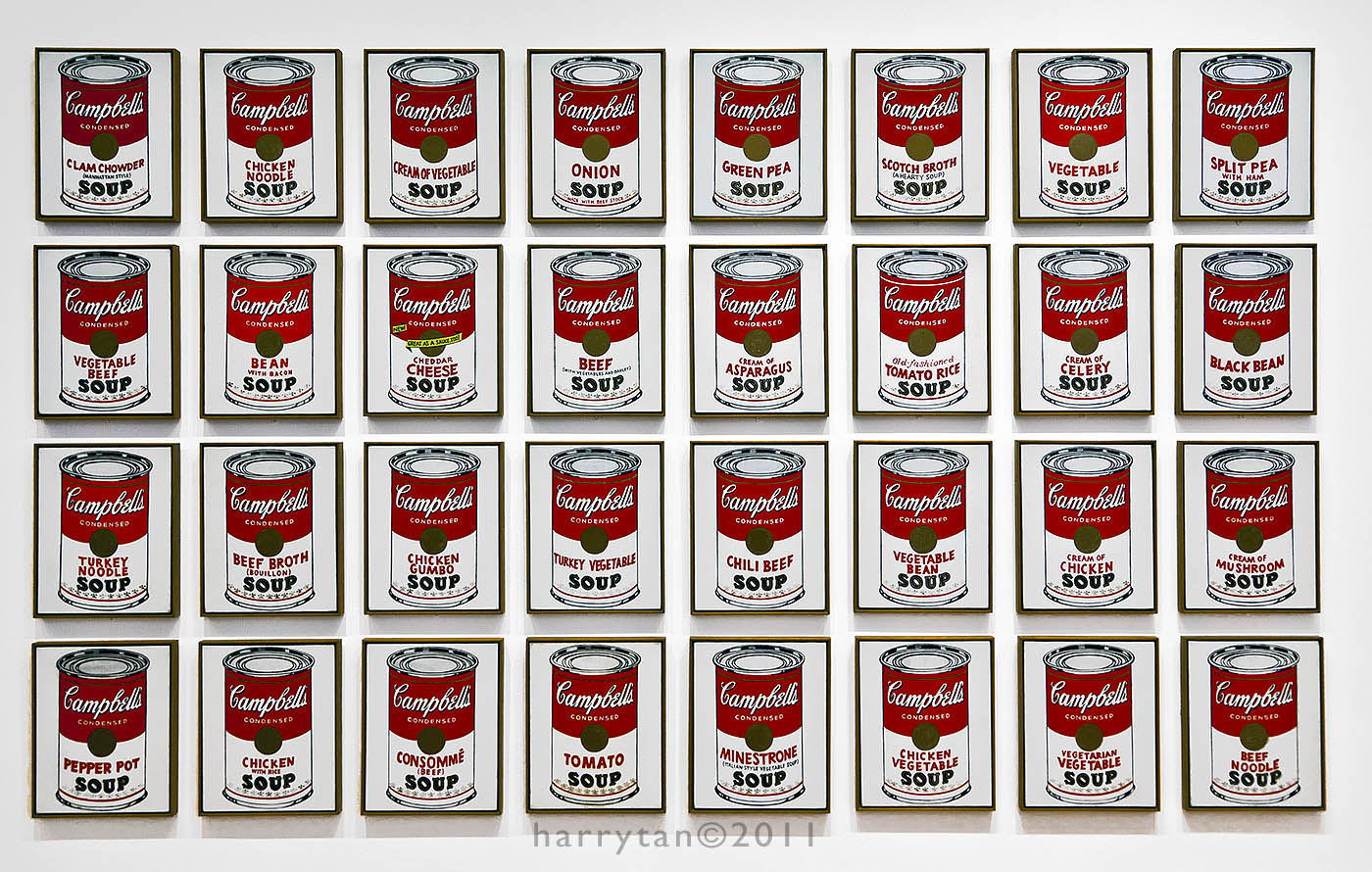 Shavuot 2020: Campbell Soup Cans and The Infinite