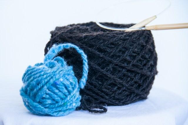 Knitting Lamb Sweaters