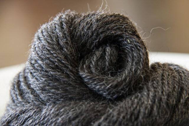 Gotland Wool Yarn by the Gotland Wool Company.