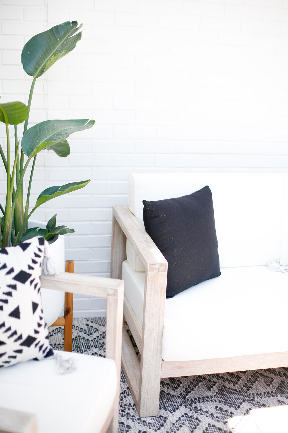 style your patio living with landyn