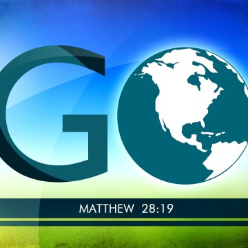 """Adult Bible Study – currently: """"GO!"""""""