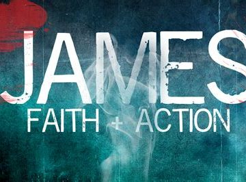 """Women's Bible Study – currently: """"James: Faith in Action"""""""
