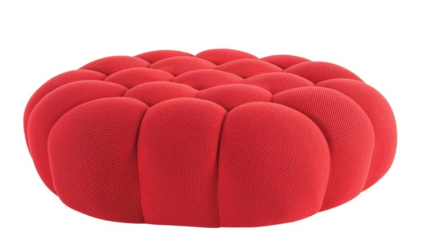 Comfy the bubble sofa designed by sasha lakic for roche for Canape bubble