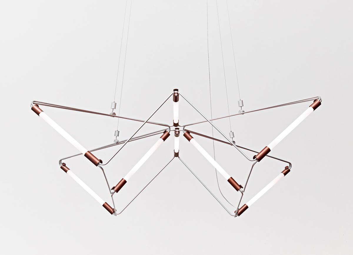 james dieter u0026 39 s modern lighting fixture