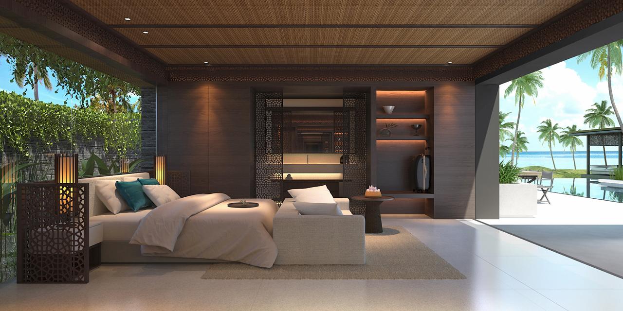 Tropical luxury oceanami hotel apartment villas in for Design hotel vietnam