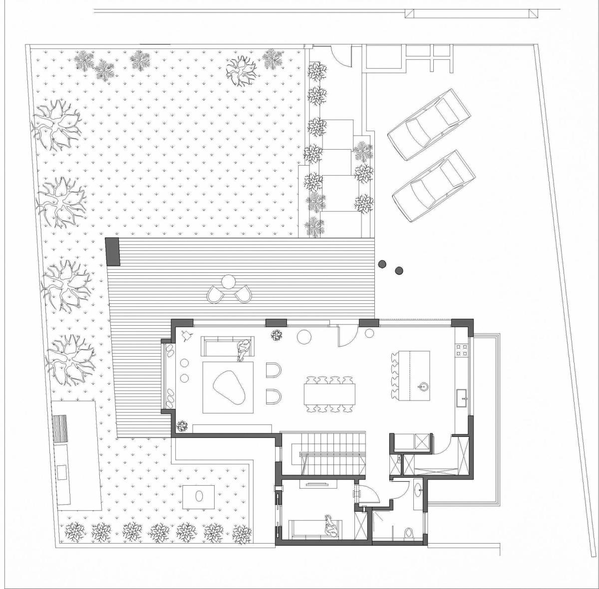 concrete ron shenkin ground floor plan