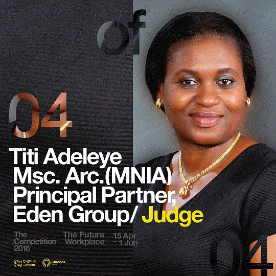 Titi-Adeleye-competition-2016-judge-creative-architects-chronos-studeos-2