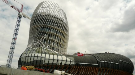 cite du vin construction 4