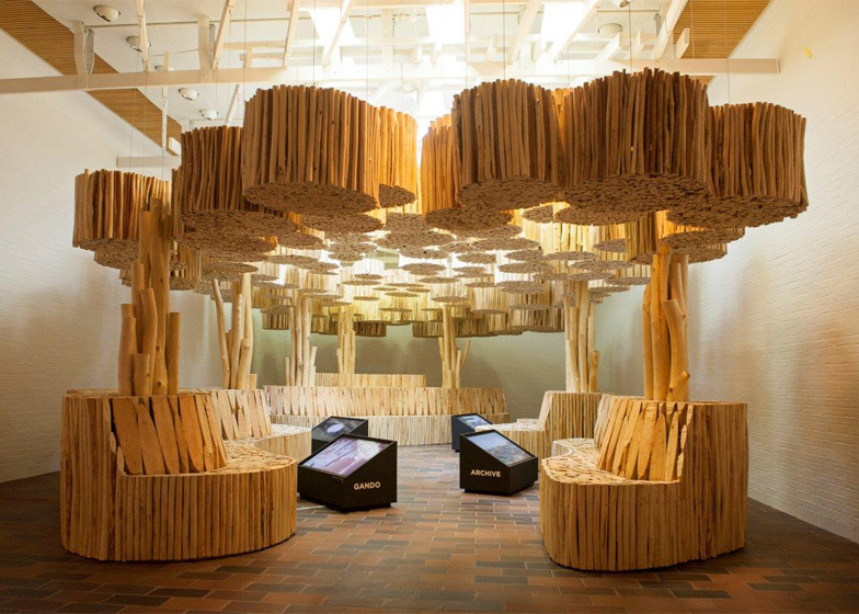 African-Architecture-Culture-Identity-exhibition_Louisiana-Museum_Francis-Kere_dezeen_784_1