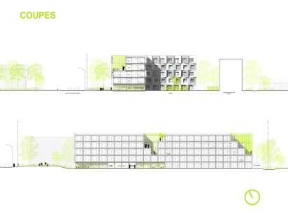 student housing _162A Design France