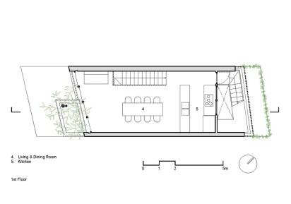 bamboo house vtn_02_dwg02_plan_1st