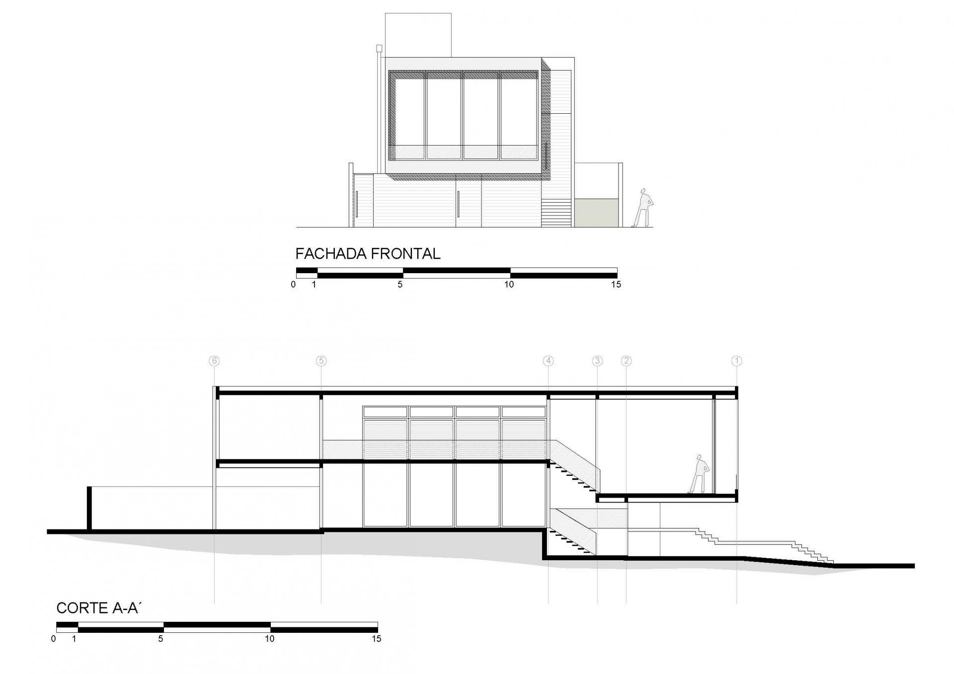 casa guaime _01_floor plans