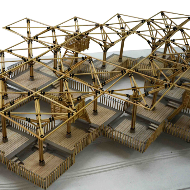 Eleena Jamil architect_playhouse-model1