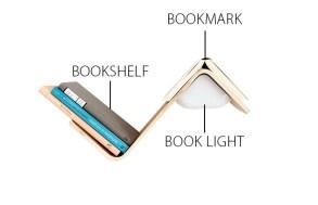 bookshelf -mark -light