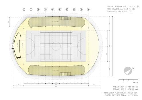 Bamboo_Sports_Hall_Panyaden_School_08_Main_Floor_Plans_1-200_A4
