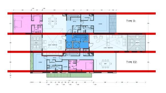East Village _18_J.M.Bonfils & Associates_Floor plans