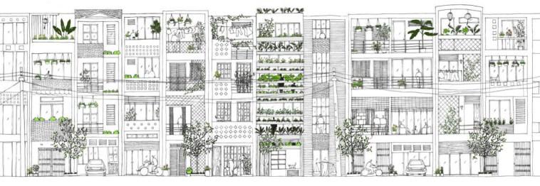 stacking green_02_floor plans