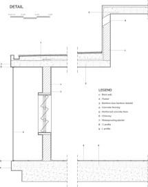 casa rana_03_made in earth_03_drawings_detail