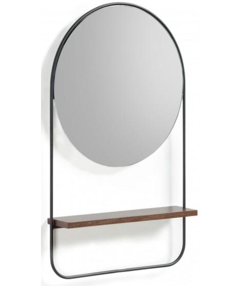 Pagoda Miroir Avec Tablette Pour Entree Ou Salle De Bain Privee Ou Contractuelle