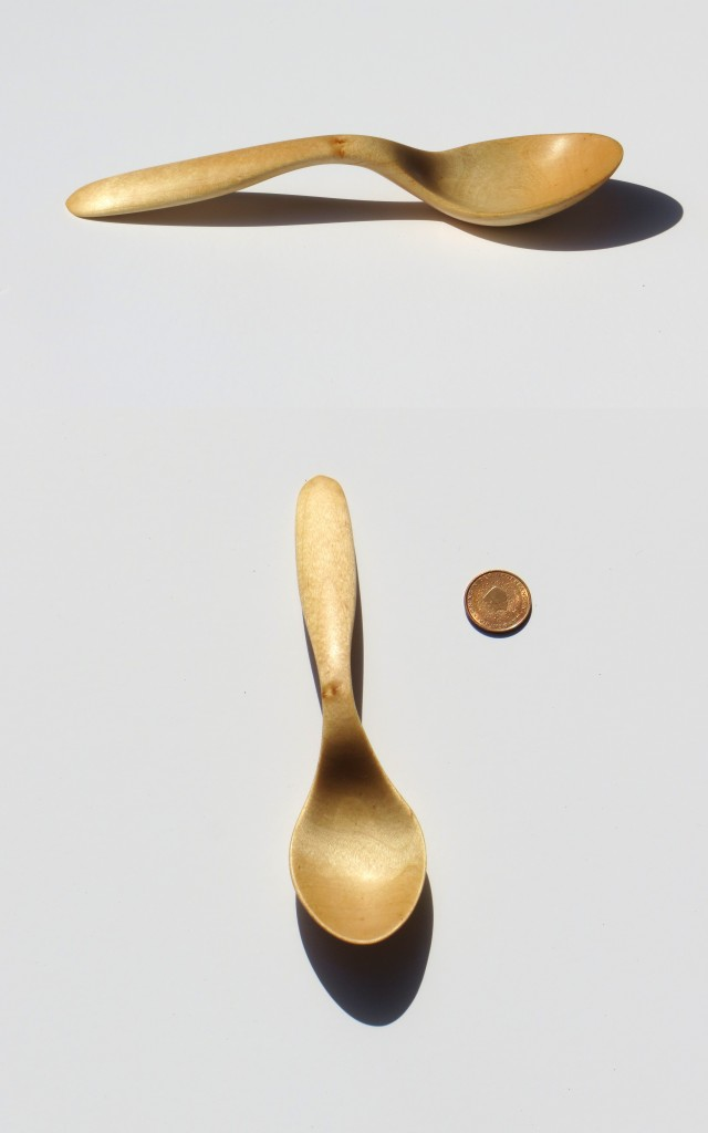Birch spoon