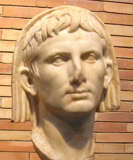 Image result for ancient roman augustus perugia