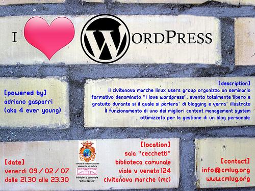 【ブログ】突然ですが、WordPRESSのサイトテーマをリニューアルしました!