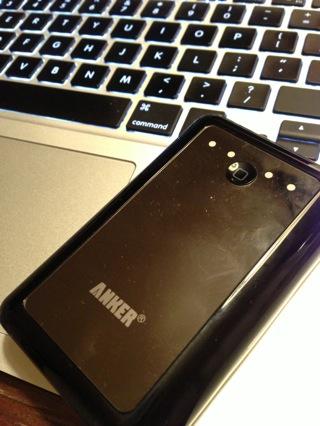 庶民の味方、激安バッテリーは使えるのか?Amazonから「Anker Astro2 PowerBank 8400mAh」が届きました