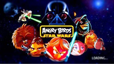 待望の新作!iOS定番ゲーム『Angry Birds Star Wars 』がついにリリース