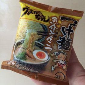 九州の味ラーメン「うまかっちゃん つけ麺 」魚介とんこつを買ってみた