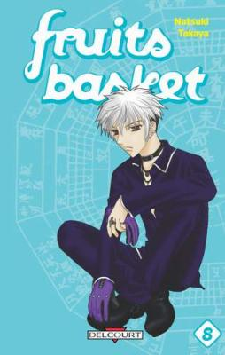 Couverture Fruits Basket, tome 08