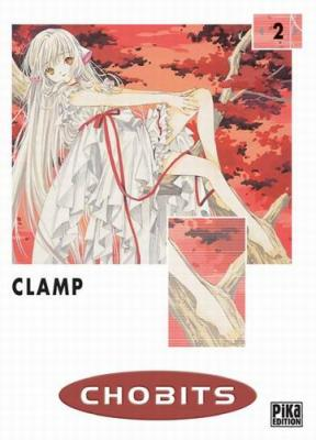 Couverture Chobits, tome 2