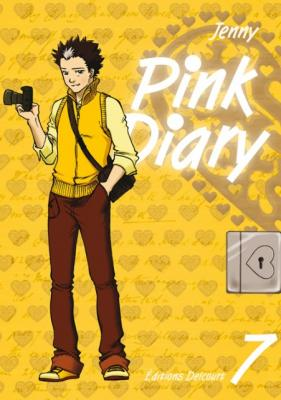 Couverture Pink Diary, tome 7