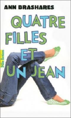 Couverture Quatre filles et un jean, tome 1