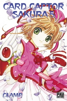Couverture Card Captor Sakura, tome 05
