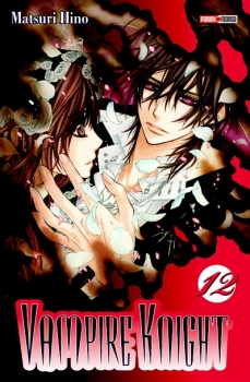 Couverture Vampire Knight, tome 12