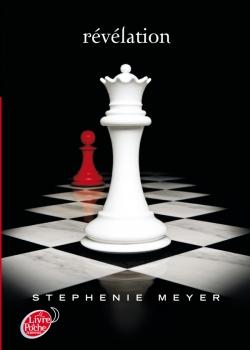 Couverture Twilight, tome 4 : Révélation
