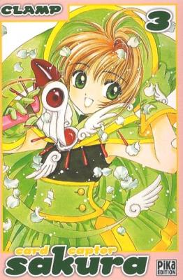 Couverture Card Captor Sakura, double, tome 03 & 04