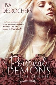 Couverture Personal Demons, tome 2 : Péché originel
