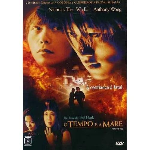 Poster do filme O Tempo e a Maré