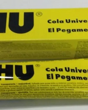 Cola líquida 125 ML UHU