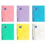 Caderno agrafado A4 Openflex cores pastel pautado OXFORD (1 unidade)