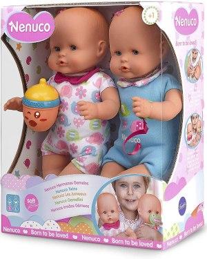 Boneco Nenuco Irmãos Gémeos
