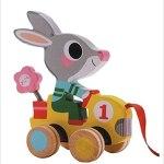 Roulapic coelho de puxar DJECO DJ06225