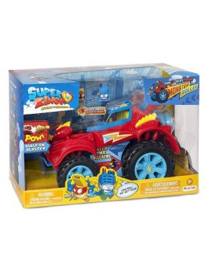 Superzings Monster Roller Truck dos Heróis