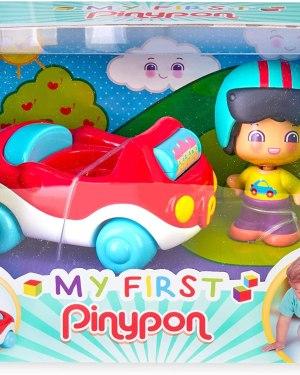 Carro e figura My First Pinypon