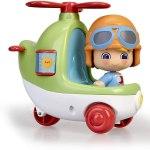 Helicóptero e figura My First Pinypon