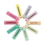 Borracha Happy pastel GIOTTO (1 unidade)