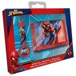 Relógio e carteira Spiderman