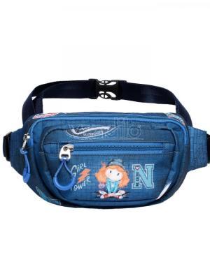 Bolsa cintura Ninette Skater Blue