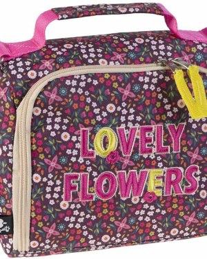 Lancheira térmica Lovely Flowers